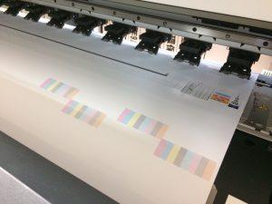 インクジェット出力の印刷工程5